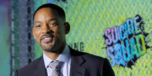 """Will Smith ist einer der Stars in """"Suicide Squad"""""""