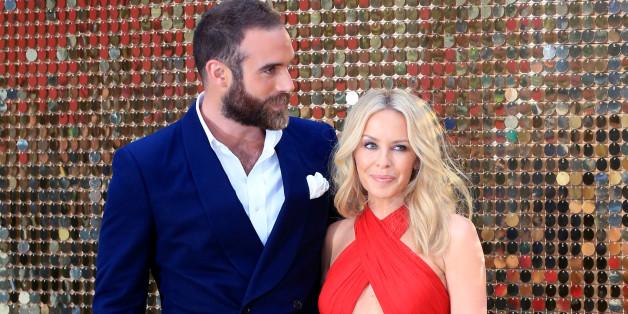 Kylie Minogue und Joshua Sasse sind ein Paar - jetzt spricht er über die Beziehung