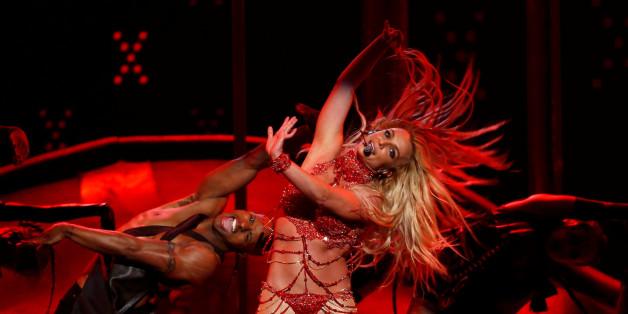 Britney Spears präsentiert erstmals ihren neuen Song - und zwar bei den VMA