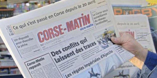 """Brouille entre le consul général du Maroc en Corse et """"Corse-Matin"""""""