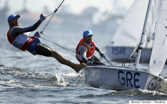 sailing olympics greece 2016