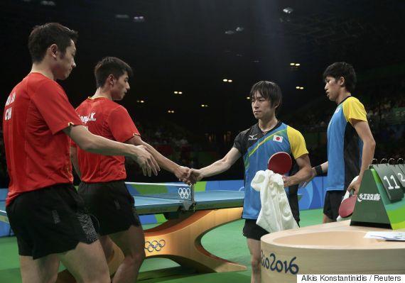 table tennis japan