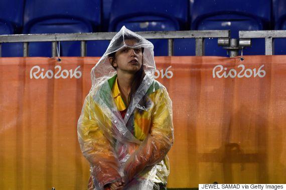 rio olympics volunteer
