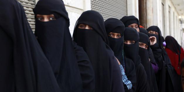 Führende Unions-Politiker fordern ein Burka-Verbot