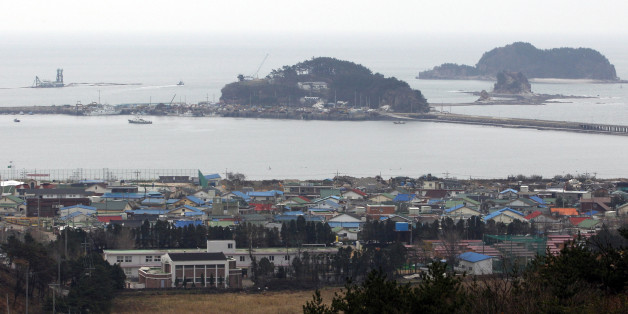 A general view shows Yeonpyeong Island, South Korea, Tuesday, Nov. 22, 2011.  A year ago Wednesday, North Korea unexpectedly raised the stakes in the decades-long dispute over its maritime border with South Korea by launching the first attack on a civilian area on the island since the war, and catapulting the neighbors to the brink of a new all-out conflict.  (AP Photo/Lee Jin-man)
