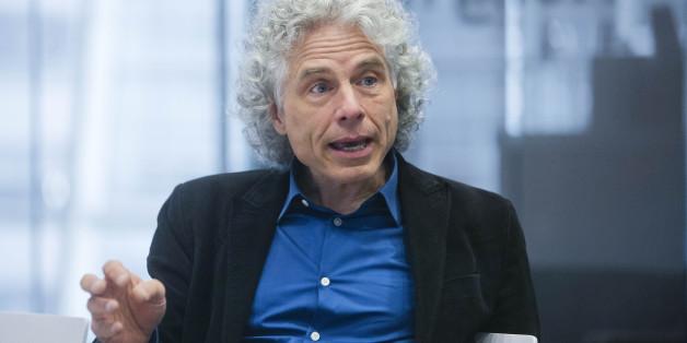 """Steven Pinker: """"Die Welt wird immer friedlicher."""""""