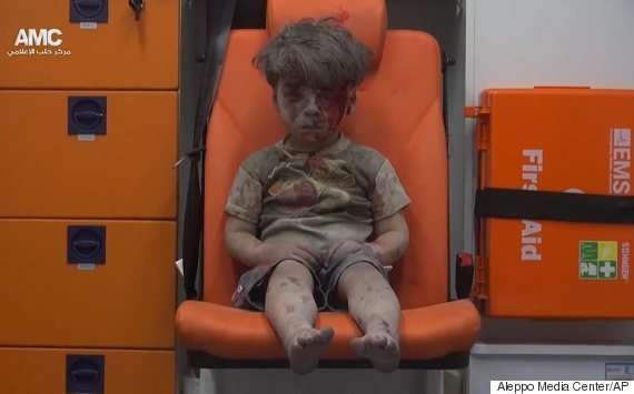 aleppo syria boy