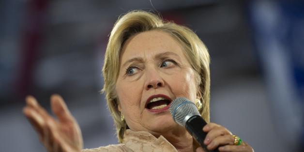 Drei Frauen sollen Hillary Clinton zur Präsidentin machen