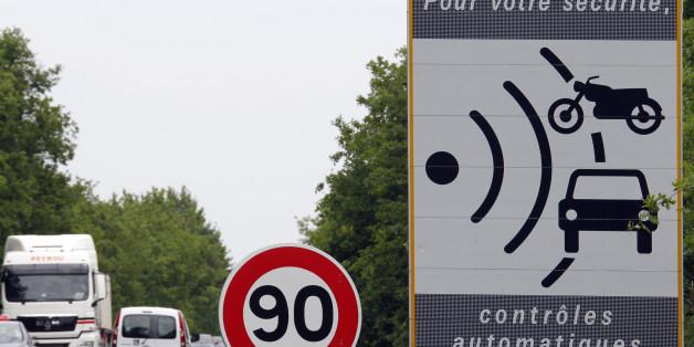 Plus de 1,16 million d'infractions au code de la route enregistrées du 1er janvier à mi-août