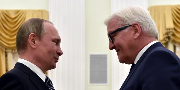 Putin und Steinmeier: Diese Freundschaft könnte dramatische Folgen für Deutschland haben