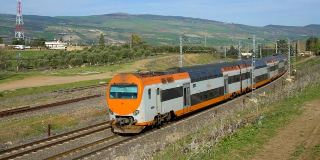 La nouvelle gare de Bouskoura inaugurée