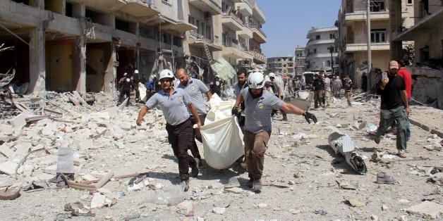 Die EU fordert eine sofortige Waffenruhe in Aleppo