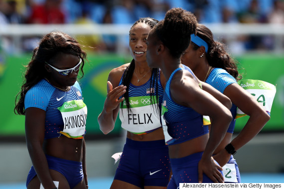 womens relay united states