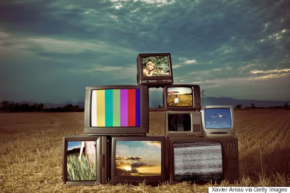 television vintage