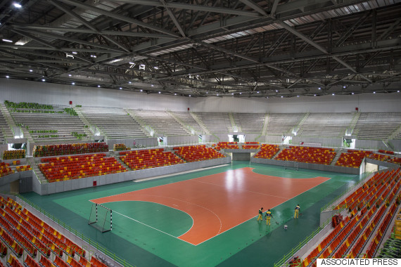 rio arena of the future