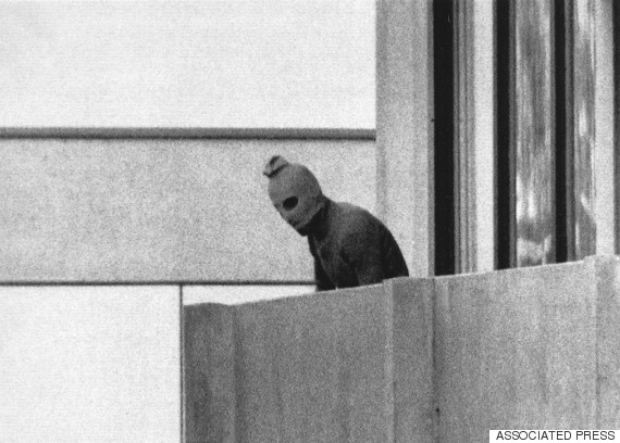 munich olympic terror