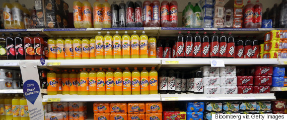 soft drink bottle shop uk