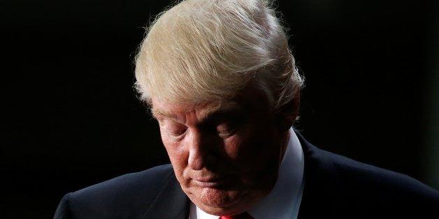 Republican presidential nominee Donald Trump speaks at a campaign rally in Charlotte, North Carolina, U.S., August 18, 2016. REUTERS/Carlo Allegri