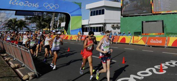 race walk olympics
