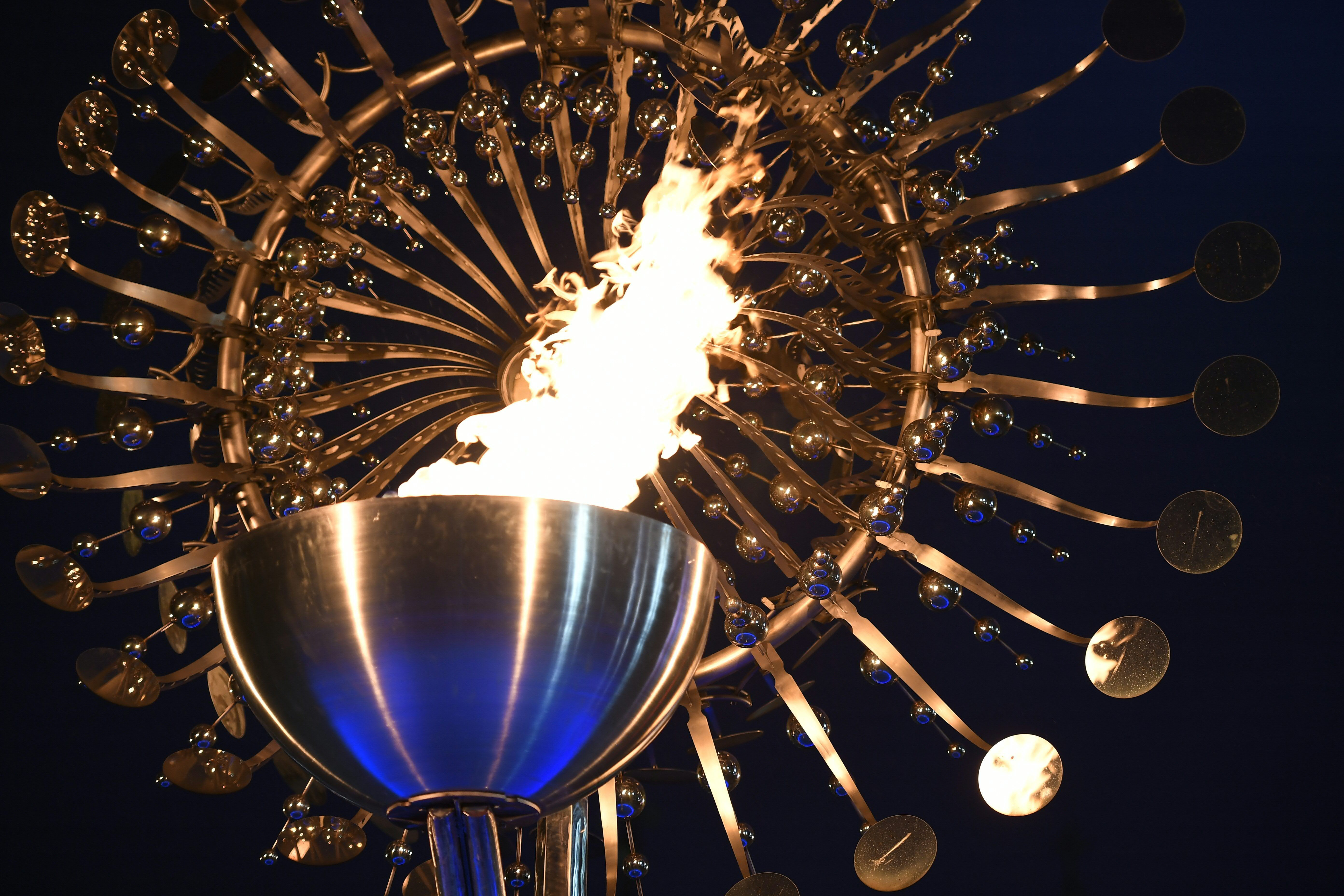 olympic flame rio