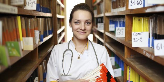 Krankenschwestern sind Herz und Seele in jeder Klinik