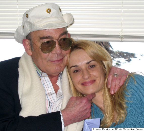 anita thompson hunter s thompson