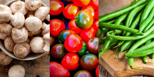 Gemüse kann giftig sein