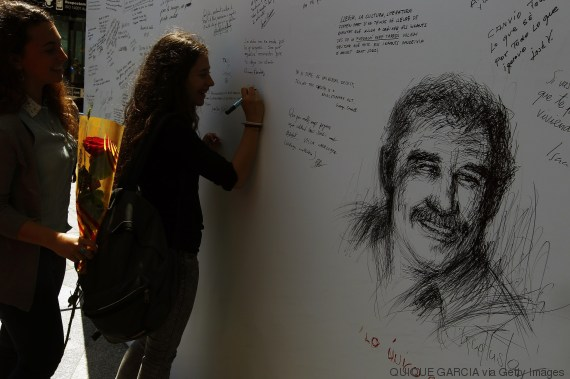 gabriel garcia marquez novelist