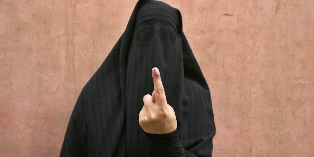 Der Kompromiss im Burka-Streit wird heiß diskutiert.