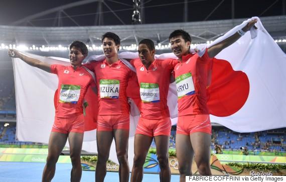 japan relay