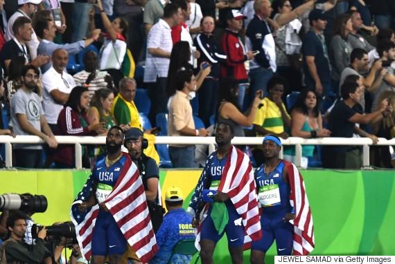us relay disqualified