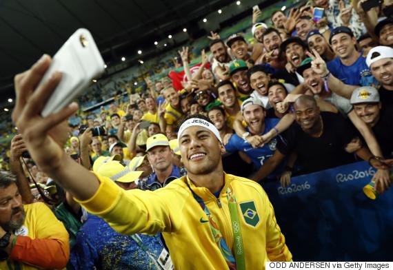 neymar 2016