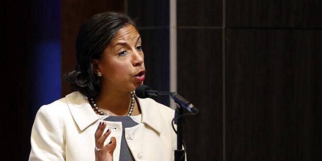 Die Welt ist besser als ihr Ruf, sagt Susan Rice