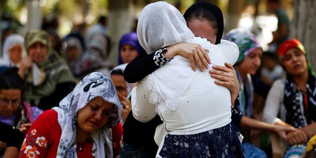 Turquie: au moins trente personnes tuées dans une explosion dans un mariage