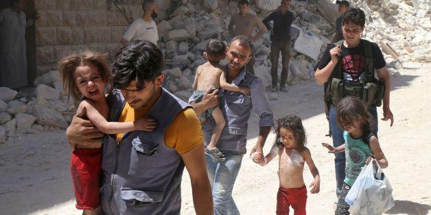 Die Schlacht um Aleppo tobt weiter