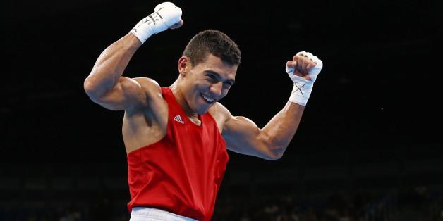 Mohamed Rabii, seul médaillé marocain des JO, accueilli en héros à Casablanca