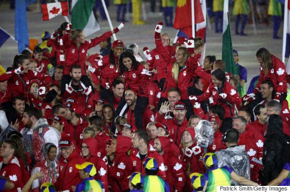 team canada rio olympics
