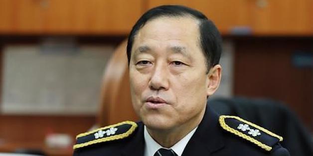 이상원 서울지방경찰청장