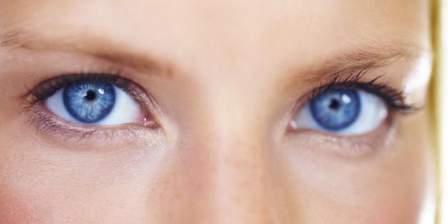 Das haben alle Menschen mit blauen Augen gemeinsam