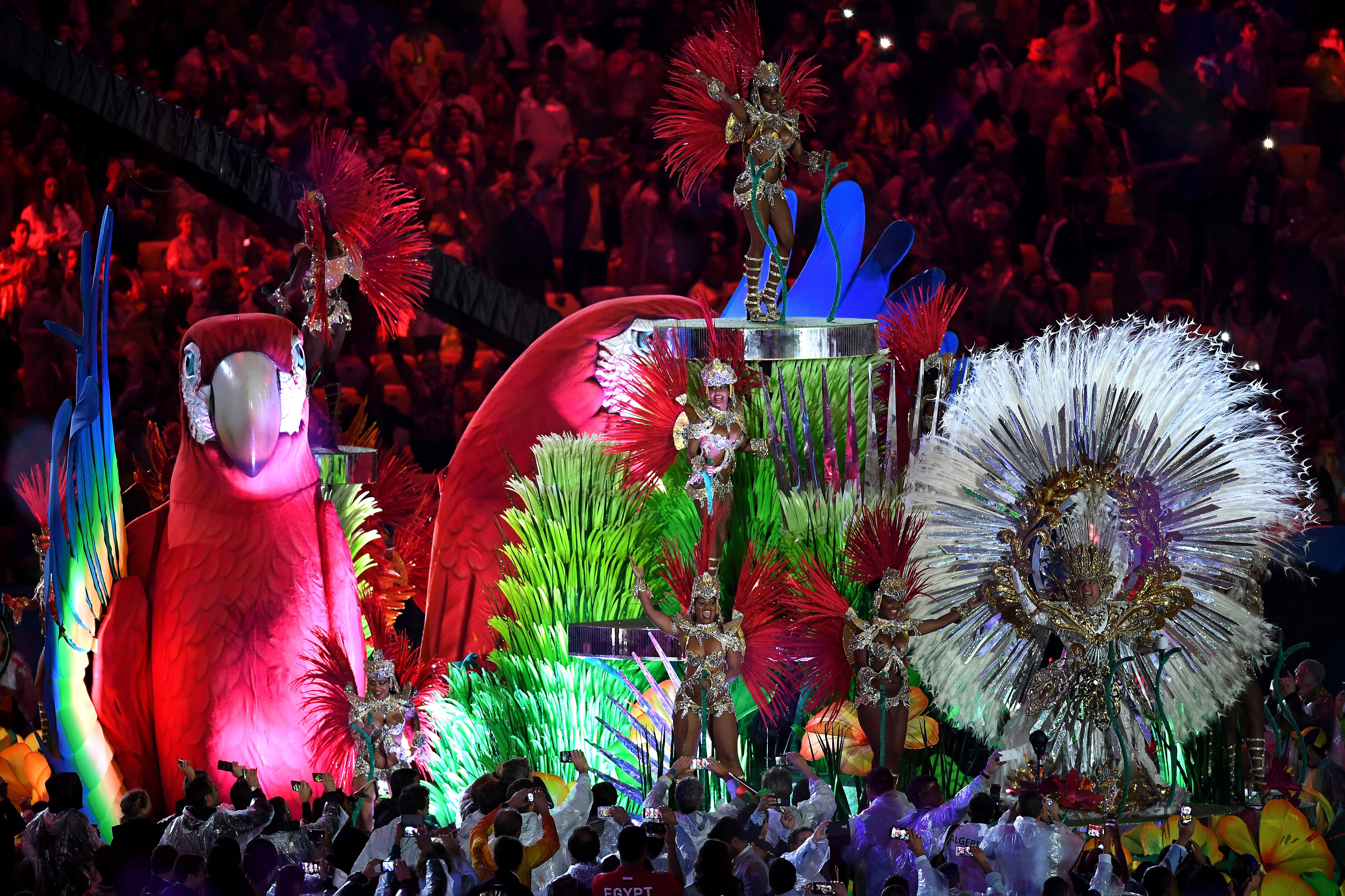 samba rio 2016