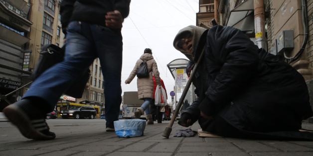 Bettler müssen möglicherweise bald Schwedens Straßen verlassen