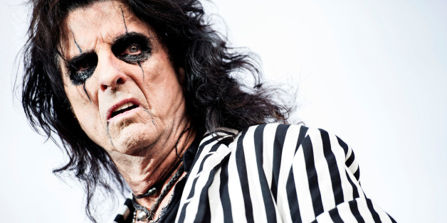 Musician Alice Cooper performs during the Copenhell music festival in Copenhagen, Denmark June 23, 2016. Scanpix Denmark/Mathias Loevgreen Bojesen/via REUTERS?ATTENTION EDITORS - THIS IMAGE WAS PROVIDED BY A THIRD PARTY. FOR EDITORIAL USE ONLY.DENMARK OUT.NO COMMERCIAL OR EDITORIAL SALES IN DENMARK.