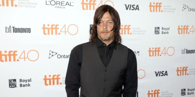 """Norman Reedus hat verschlafen - und erschien deshalb nackt am Set von """"The Walking Dead"""""""