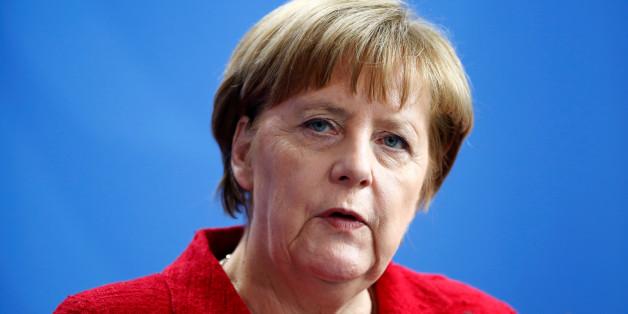 Bundeskanzlerin Angela Merkel besucht Tschechien.