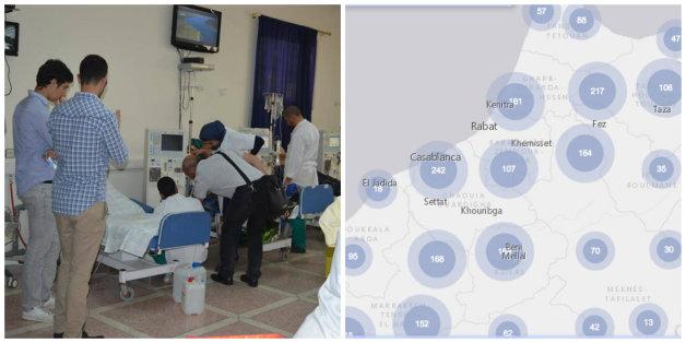 La start-up Medtrucks lance une cartographie des centres de santé au Maroc