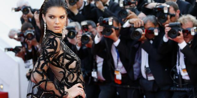 Model Kendall Jenner - ist sie der größte Star ihrer Familie