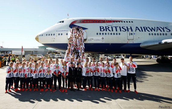 bagages britanniques