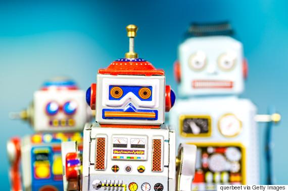 tin pot robot