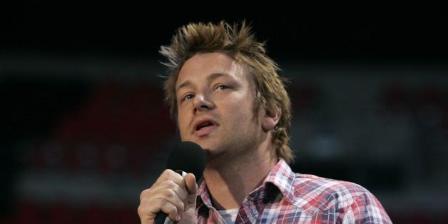 Jamie Oliver hat seinen jüngsten Sohn einen außergewöhnlichen Namen gegeben