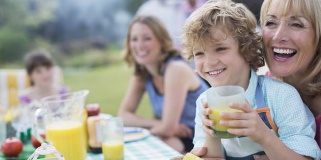 Erfrischungsgetränke - auch für Kinder - haben zu meist viel Zucker